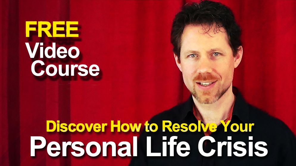 FREE Mid-Life Crisis Video Course from Come Alive